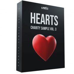 Cymatics Hearts Charity Sample Pack Vol. 3