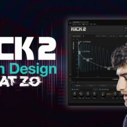 Sonic Academy Kick 2 Drum Design with Mat Zo TUTORIAL