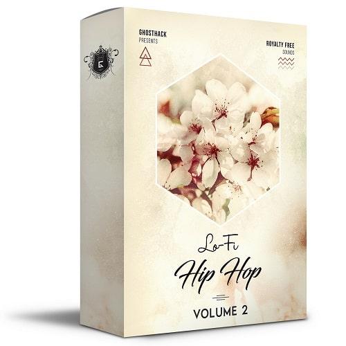 Ghosthack Sounds Lo-Fi Hip Hop Volume 2 Sample Pack