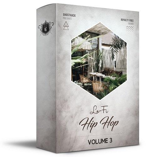 Ghosthack Sounds Lo-Fi Hip Hop Volume 3 Sample Pack