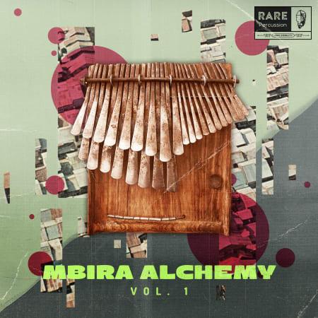 RARE Percussion Mbira Alchemy Vol. 1 WAV