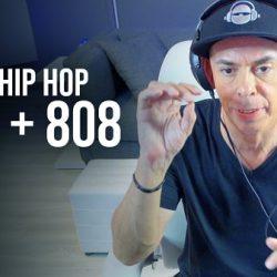 MyMixLab Mixing 808 & Kick in Hip Hop TUTORIAL