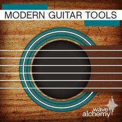 Modern Guitar Tools WAV REX
