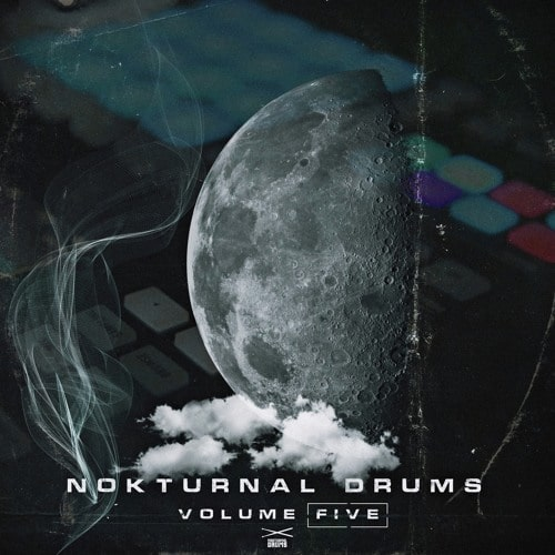 Nokturnal Drums Vol.5 WAV