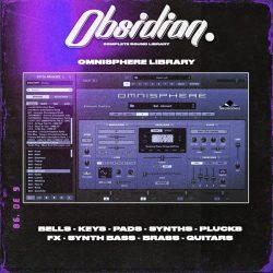 Obsidian Omnisphere Bank