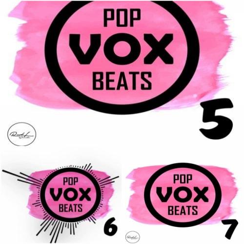 Roundel Sounds Pop Vox Beats Vol.5-6-7 MULTIFORMAT
