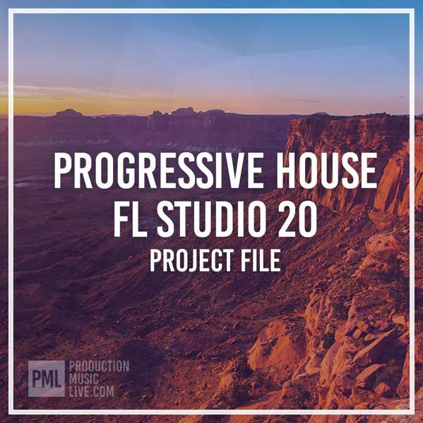 Lift - Progressive House Fl Studio Project File