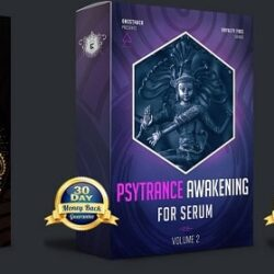 Ghosthack Sounds Psytrance Awakening For Serum Vol.1-3