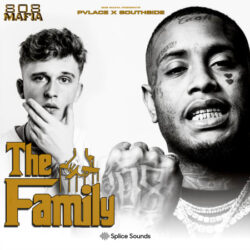 808 Mafia Presents: Pvlace x Southside - The Family Sample Pack WAV