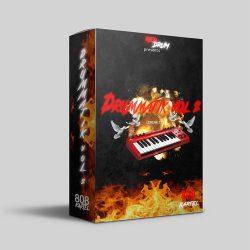 Red Drum Beatz Drummatik Vol.2 WAV