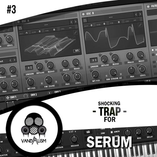 Shocking Trap #3 For Xfer Serum