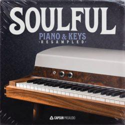 Capsun ProAudio Soulful Piano & Keys: Resampled WAV