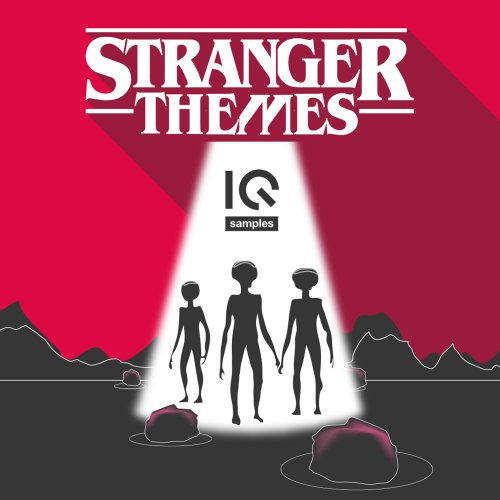 IQ Samples Stranger Themes WAV MIDI