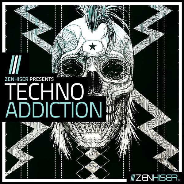 Techno Addiction Sample Pack WAV MIDI
