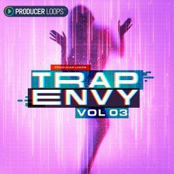 Producer Loops Trap Envy Vol.3 MULTIFORMAT
