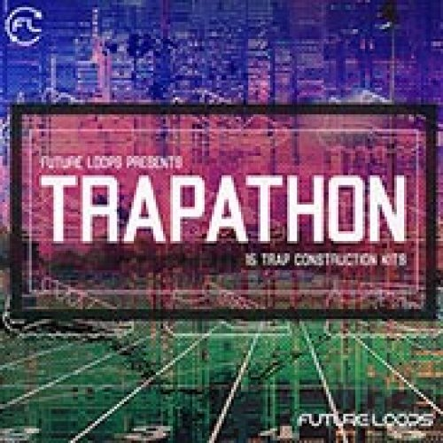 Trapathon -15 Trap Construction Kits WAV