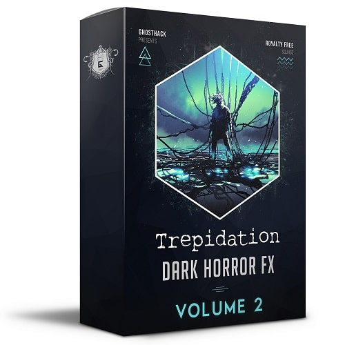 Ghosthack Sounds Trepidation - Dark Horror FX Volume 2 WAV