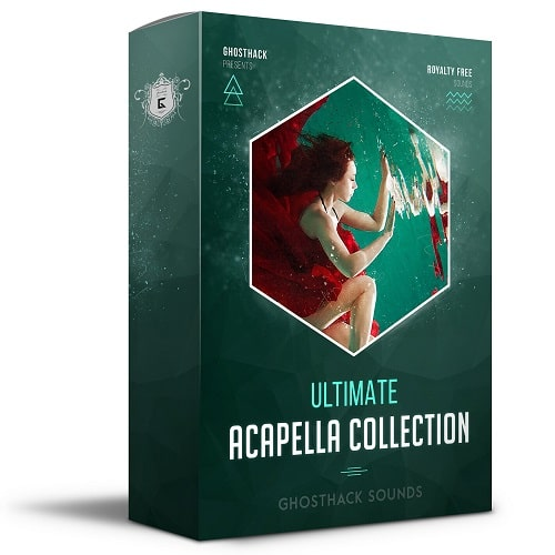 Ghosthack Sounds Ultimate Acapella Collection WAV MIDI