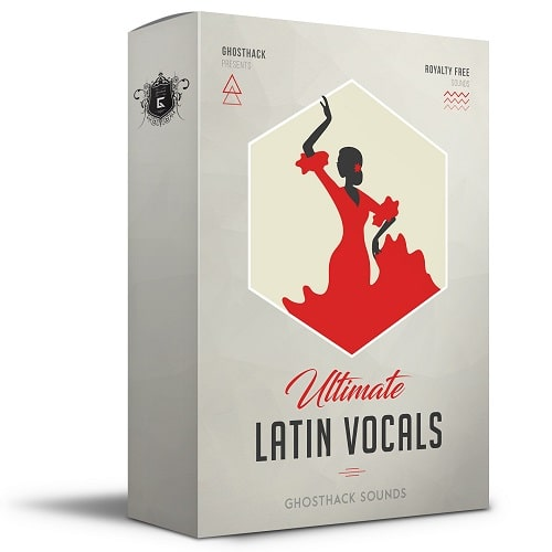 Ghosthack Ultimate Latin Vocals Sample Pack