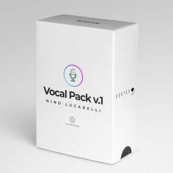 Vocal Pack V.1 by Nino Lucarelli WAV