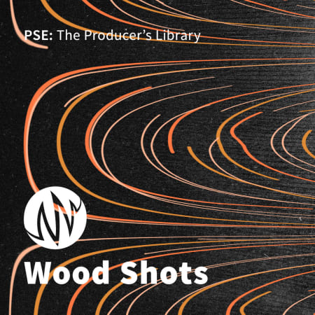 PSE: The Producer's Library Wood Shots WAV