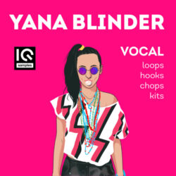 IQ Samples Yana Blinder Vocal WAV MIDI