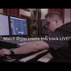 Studio Sessions with Ørjan Nilsen Vol.1 TUTORIAL