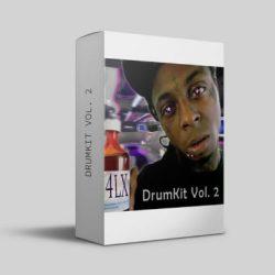 4LX Drum Kit Vol. 2 WAV