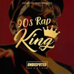 Undisputed Music 90s Rap King WAV