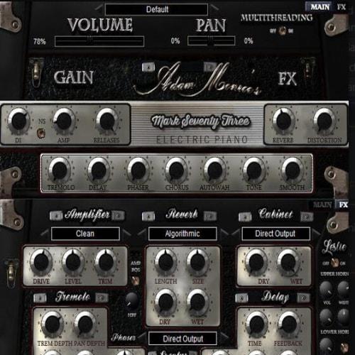 Adam Monroe Music Mark 73 v2.5 VST AU AAX