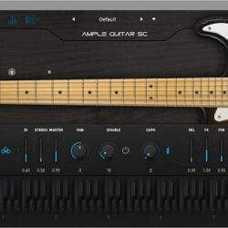 Ample Guitar Stratocaster v3.2 [WIN & MACOSX]