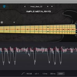 Ample Bass Metal Ray5 v3.1.0 [WIN & MACOSX]