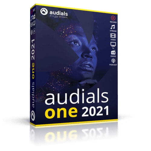 Audials One 2021.0.95.0