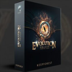 Keepforest Evolution: Dragon v1.3 WAV KONTAKT