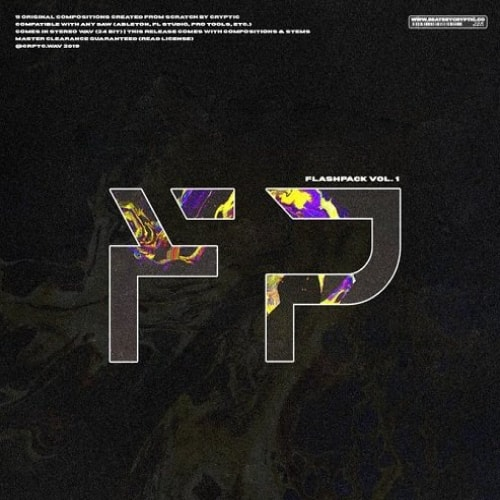 Flashpack Vol.1 Cryptic Flashpack Vol.1 (Compositions & Stems) WAV