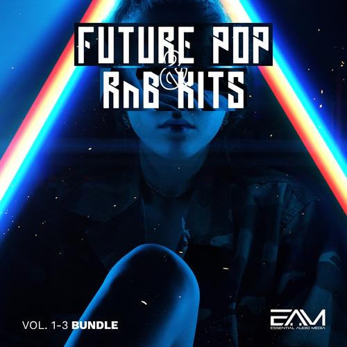 Future Pop and RnB Kits Vol 1-3 Bundle