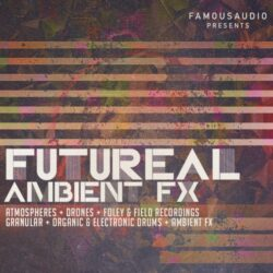 FA105 Futureal Ambient FX Sample Pack WAV