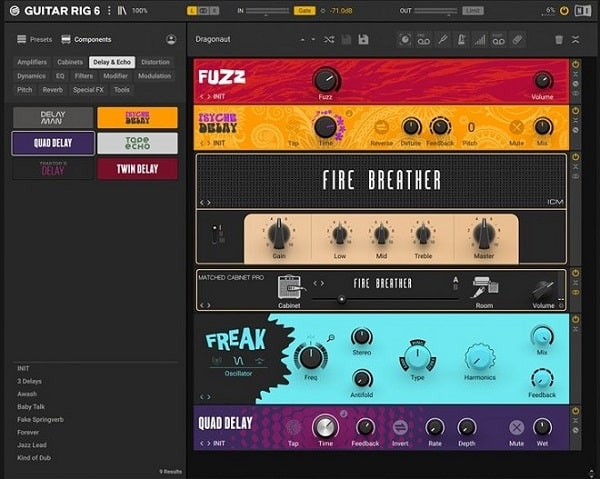 Native Instruments Guitar Rig 6 Pro v6.0.2