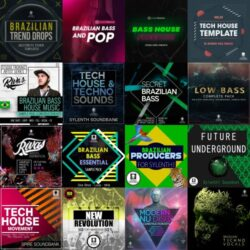 Studio Tronnic Sample Packs Collection