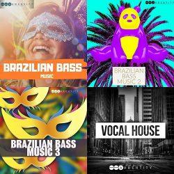 AUDENTITY -Brazilian Bass & Bass House Bundle