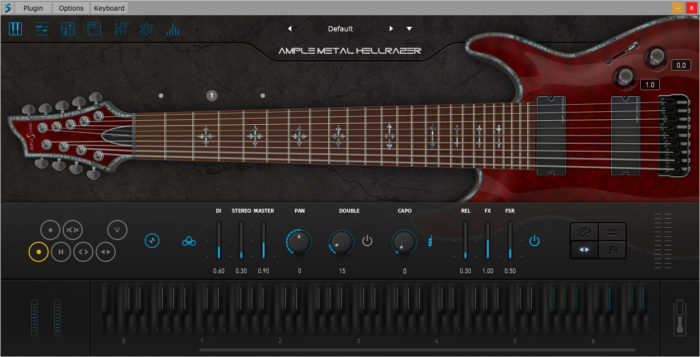 Ample Guitar Metal Hellrazer v3.2.0 WIN MAC
