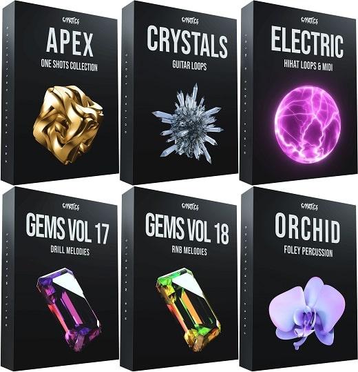 Cymatics Black Friday Ultimate Bundle Vol.2