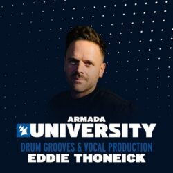 Drum Grooves & Vocal Production with Eddie Thoneick