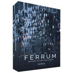 Keepforest Ferrum - Modern Trailer Percussion Full Edition [WAV KONTAK]