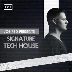 Joe Red Presents Signature Tech House WAV