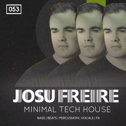 Josu Freire: Minimal Tech House WAV