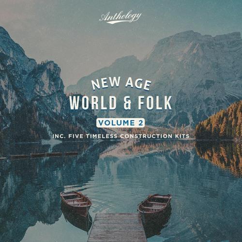 Anthology New Age World and Folk Vol.2 MULTIFORMAT