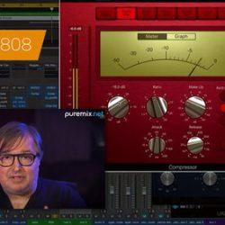 PUREMIX Rich Keller Mixing Hip Hop 808s TUTORiAL
