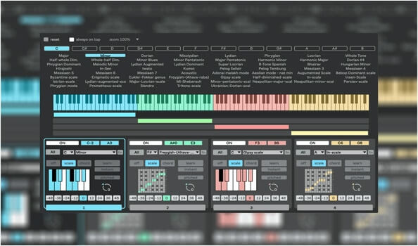 Soundmanufacture Scale-O-Mat v4.0.4 For MAXfor Live