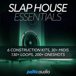 Baltic Audio Slap House Essentials WAV MIDI